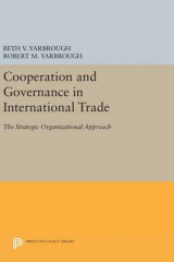 Omslag - Cooperation and Governance in International Trade
