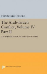 Omslag - The Arab-Israeli Conflict: Volume IV, Part II