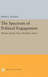 Omslag - The Spectrum of Political Engagement