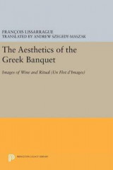 Omslag - The Aesthetics of the Greek Banquet