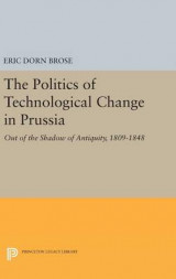 Omslag - The Politics of Technological Change in Prussia