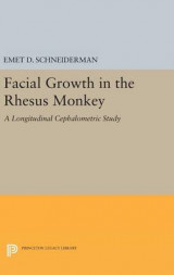 Omslag - Facial Growth in the Rhesus Monkey