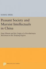 Omslag - Peasant Society and Marxist Intellectuals in China