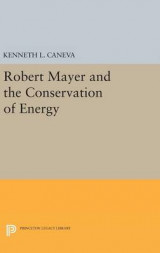 Omslag - Robert Mayer and the Conservation of Energy