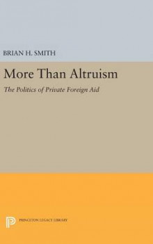 More Than Altruism av Brian H. Smith (Innbundet)