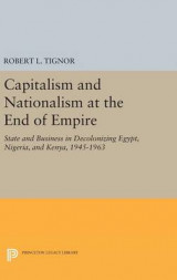 Omslag - Capitalism and Nationalism at the End of Empire