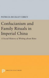 Omslag - Confucianism and Family Rituals in Imperial China