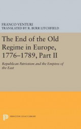 Omslag - The End of the Old Regime in Europe, 1776-1789: Part II