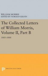 Omslag - The Collected Letters of William Morris: Volume II, Part B