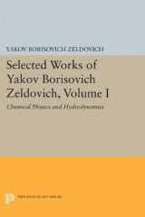 Omslag - Selected Works of Yakov Borisovich Zeldovich: Volume I