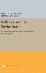Omslag - Soldiers and the Soviet State