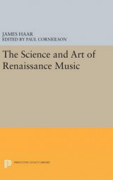 Omslag - The Science and Art of Renaissance Music