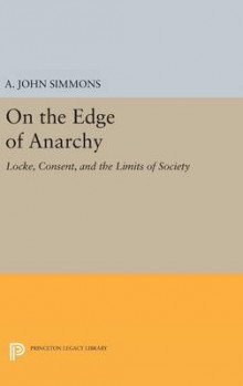 On the Edge of Anarchy av A. John Simmons (Innbundet)