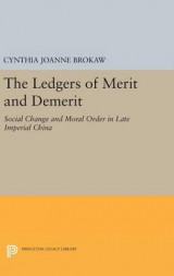 Omslag - The Ledgers of Merit and Demerit