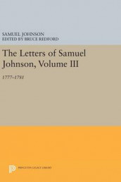 The Letters of Samuel Johnson, Volume III av Samuel Johnson (Innbundet)