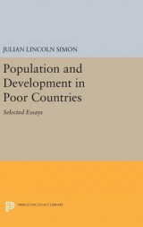 Omslag - Population and Development in Poor Countries