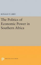 Omslag - The Politics of Economic Power in Southern Africa