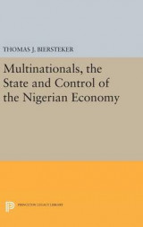 Omslag - Multinationals, the State and Control of the Nigerian Economy