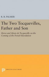 Omslag - The Two Tocquevilles, Father and Son