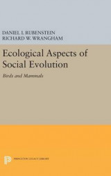 Omslag - Ecological Aspects of Social Evolution