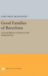Omslag - Good Families of Barcelona