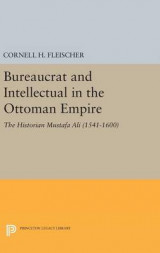 Omslag - Bureaucrat and Intellectual in the Ottoman Empire