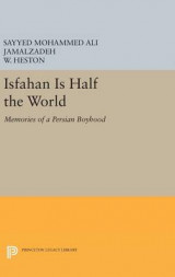 Omslag - Isfahan is Half the World