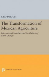 Omslag - The Transformation of Mexican Agriculture