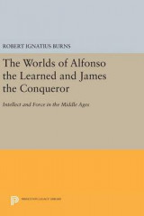 Omslag - The Worlds of Alfonso the Learned and James the Conqueror