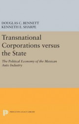 Omslag - Transnational Corporations versus the State