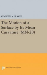 Omslag - The Motion of a Surface by its Mean Curvature