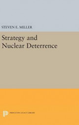 Omslag - Strategy and Nuclear Deterrence