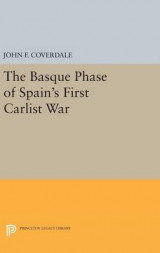 Omslag - The Basque Phase of Spain's First Carlist War