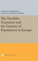 Omslag - The Neolithic Transition and the Genetics of Populations in Europe