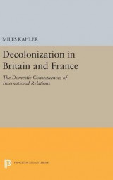 Omslag - Decolonization in Britain and France