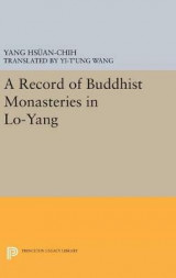 Omslag - A Record of Buddhist Monasteries in Lo-Yang