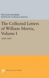 Omslag - The Collected Letters of William Morris: Volume I