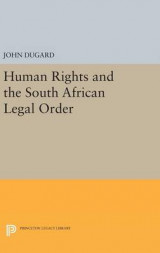 Omslag - Human Rights and the South African Legal Order