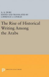 Omslag - The Rise of Historical Writing Among the Arabs