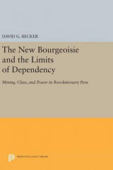 Omslag - The New Bourgeoisie and the Limits of Dependency