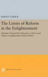 Omslag - The Limits of Reform in the Enlightenment