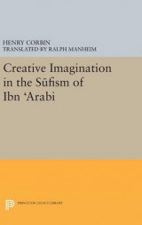 Omslag - Creative Imagination in the Sufism of Ibn Arabi