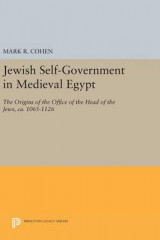 Omslag - Jewish Self-Government in Medieval Egypt