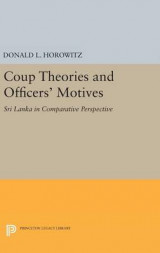 Omslag - Coup Theories and Officers' Motives
