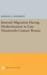 Omslag - Internal Migration During Modernization in Late Nineteenth-Century Russia