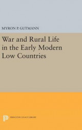 Omslag - War and Rural Life in the Early Modern Low Countries