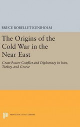 Omslag - The Origins of the Cold War in the Near East