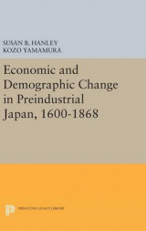 Omslag - Economic and Demographic Change in Preindustrial Japan, 1600-1868