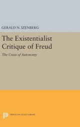Omslag - The Existentialist Critique of Freud
