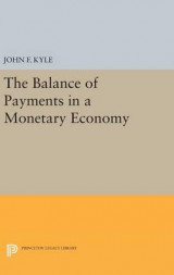 Omslag - The Balance of Payments in a Monetary Economy